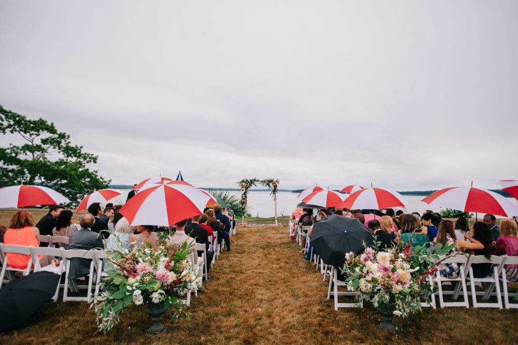 What to do about rain on your wedding day | Cuppa Photography