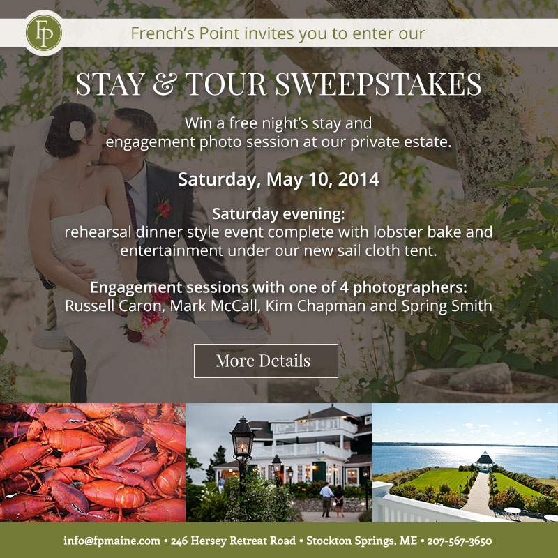 French's Point Sweepstakes!