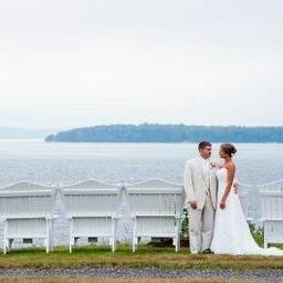 Coastal Wedding in Maine