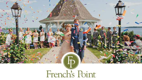 Why French's Point | Maine Wedding Venue