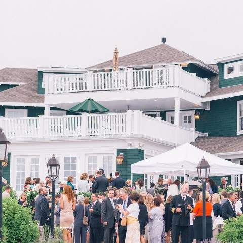 French's Point - Coastal Maine Wedding Venue in Midcoast Maine - Oceanside Vacation Home Rental - Wedding Ceremony and Reception