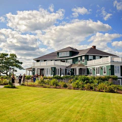 French's Point Retreat House - Coastal Maine Wedding Venue - Oceanside Vacation Home Rental