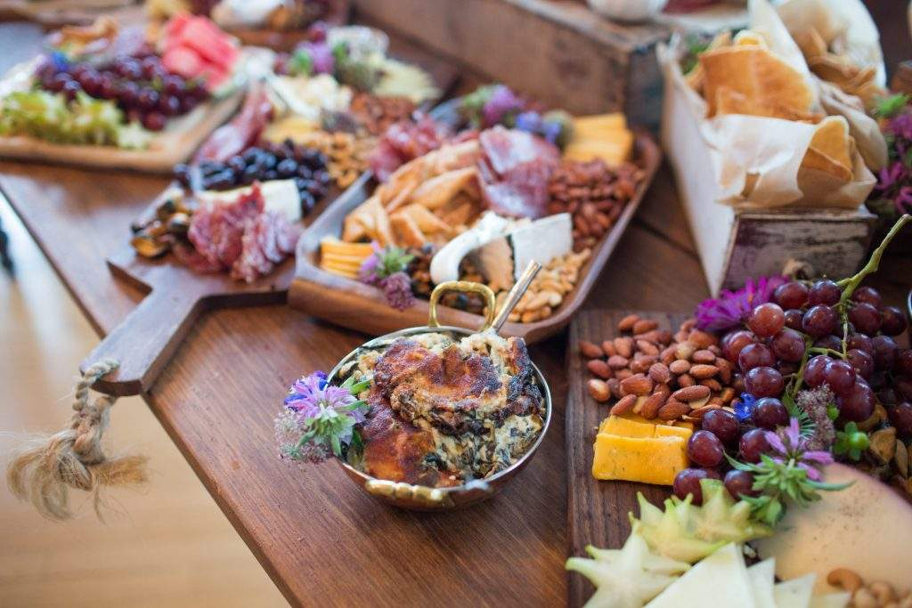 French's Point Wedding Catering