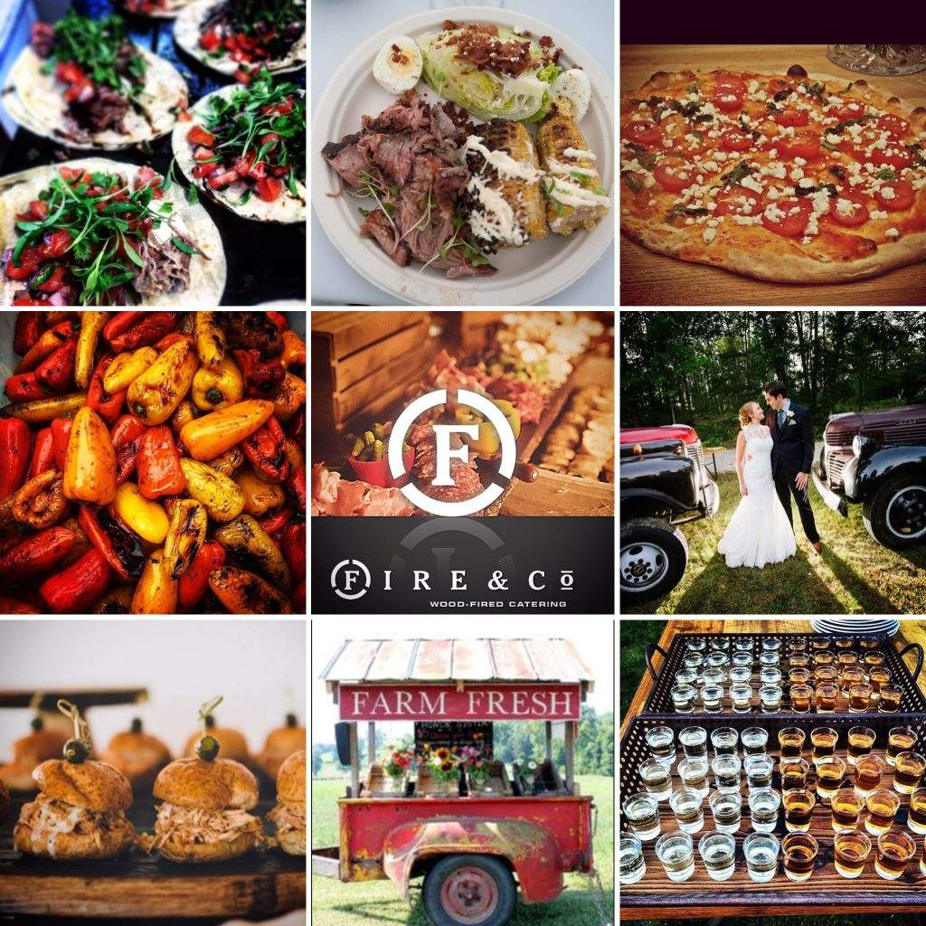 Vendor Spotlight: Fire & Company Wood Fired Catering