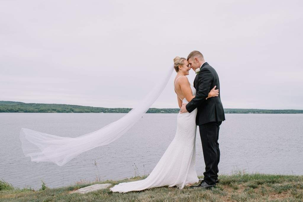 Coastal Wedding in Maine