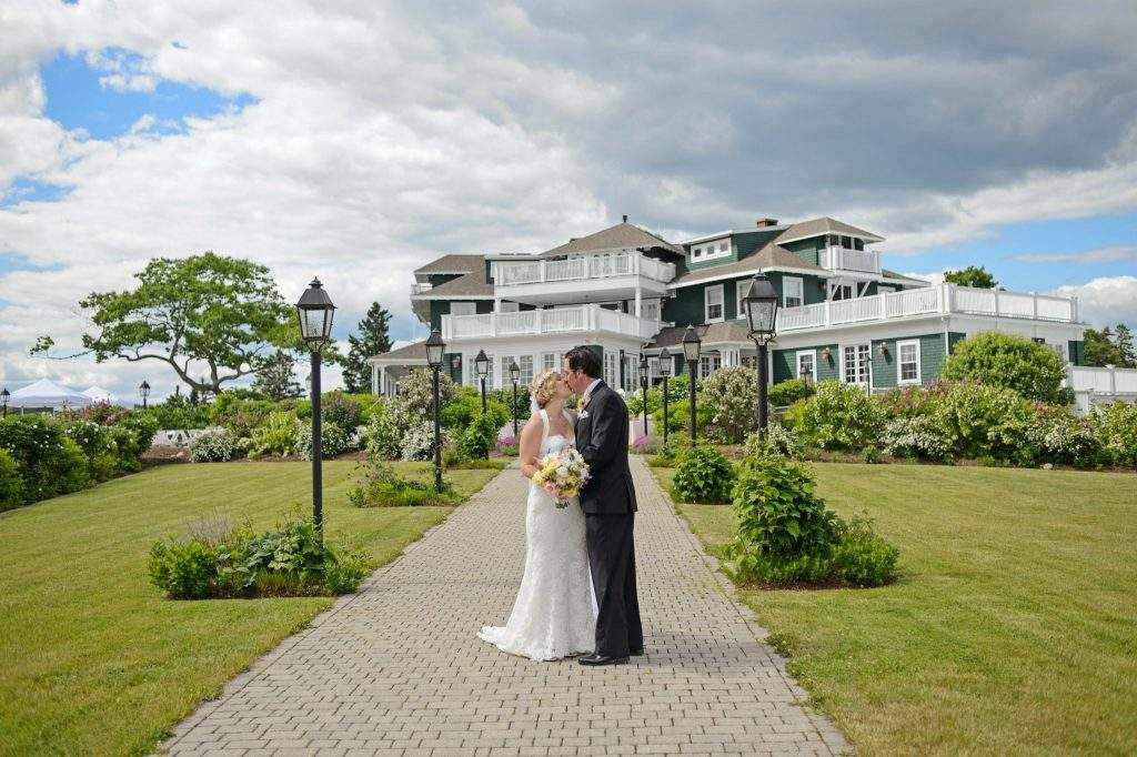 Retreat House Wedding