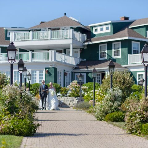 French's Point Midcoast Maine Wedding Venue - Coastal Maine Oceanside Destination Wedding Venue