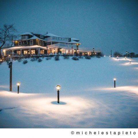 Michele Stapleton Photography - Maine Winter Wedding - Destination Winter Wedding