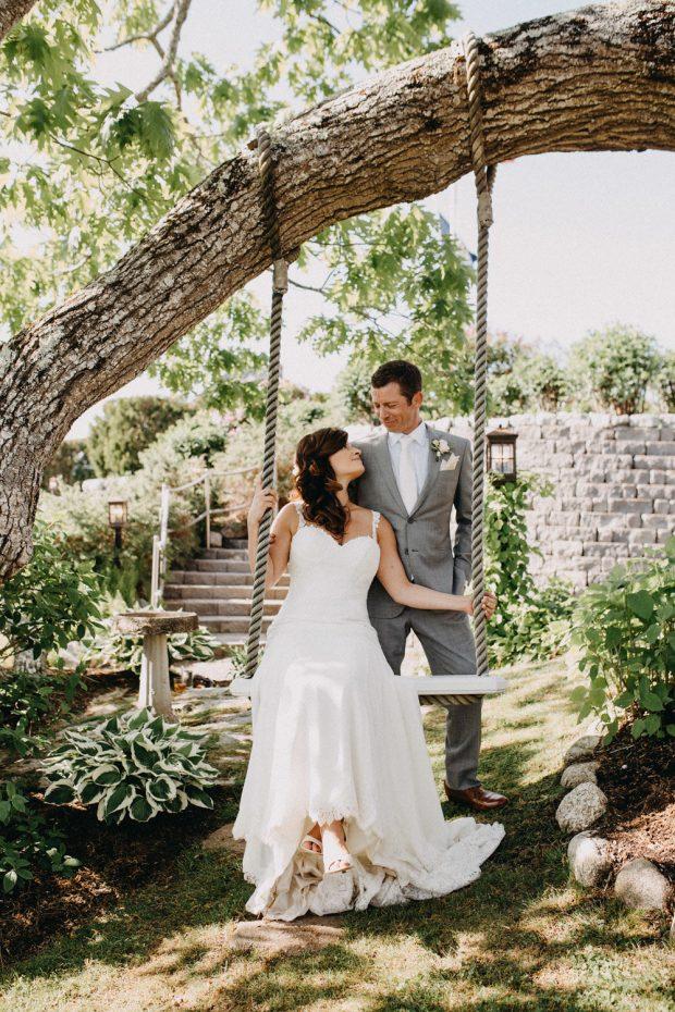 A Sweet Summer Wedding in June