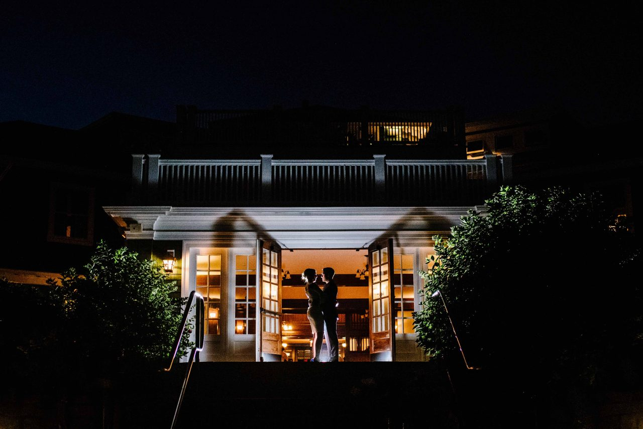 Estate House Summer Wedding at Frenchs Point