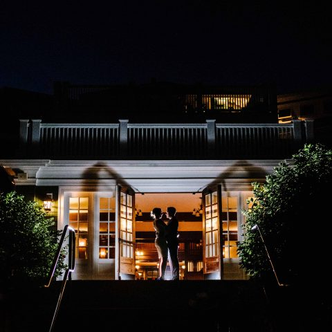 Retreat House Summer Wedding Venue - Frenchs Point - Midcoast Maine Family Vacations - Milestone Events and Gatherings - Bethany & Dan Photography