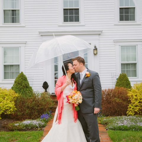 French's Point Farm House - Coastal Maine Wedding Venue - Destination Oceanside Wedding - Midcoast Maine - Rebecca Arthurs Photo