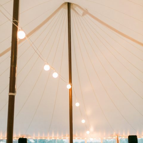 French's Point Reception in the Sail Cloth Tent www.rebeccaarthursblog.com