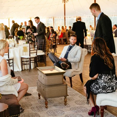 French's Point Maine Wedding by Mikhail Glabets Photography
