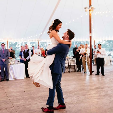 French's Point Maine Ocean Wedding - Mikhail Glabets Photography