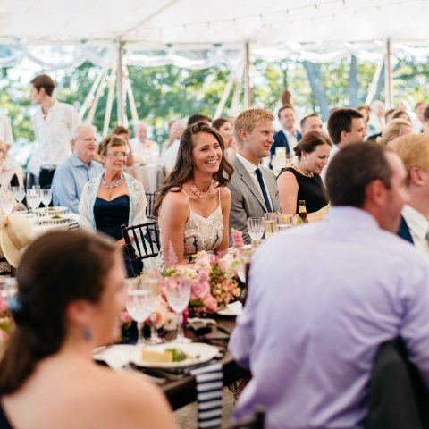 French's Point Maine Wedding - Mikhail Glabets Photography