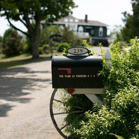 French's Point Farm House - Coastal Maine Wedding Venue - Destination Oceanside Wedding - Midcoast Maine