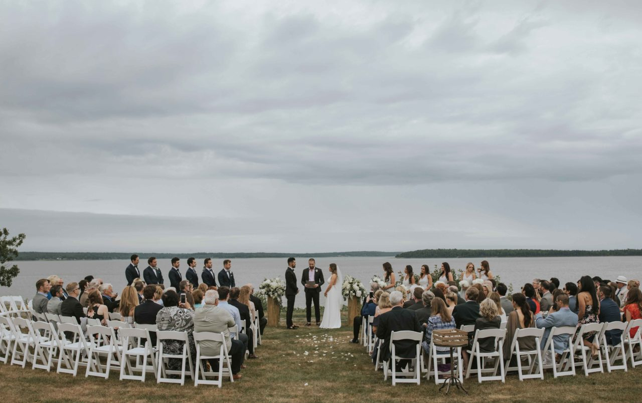French's Point - New England Destination Wedding Venue on the Coast of Maine - Fidelio Photography