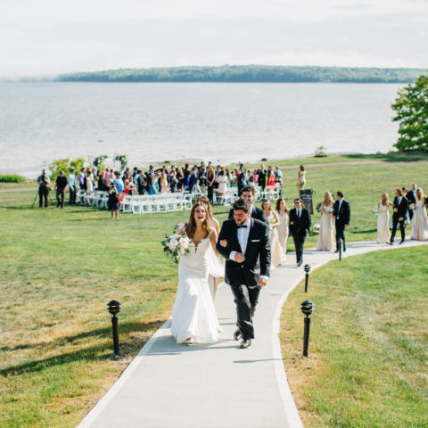 French's Point - Coastal Maine Wedding Venue - Destination Wedding Venue - Waterfront - Greta Tucker Photography
