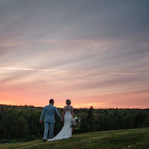 The Light + Color Photography - Destination Maine Wedding Venue - Farm House - French's Point