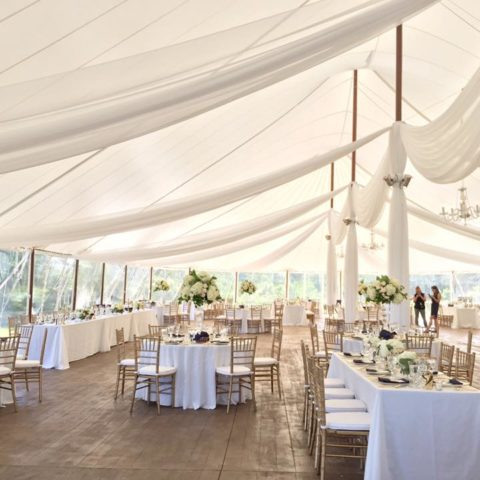 Emily Delamater Photography - Frenchs Point Wedding - Tent Wedding in Maine - Destination Wedding