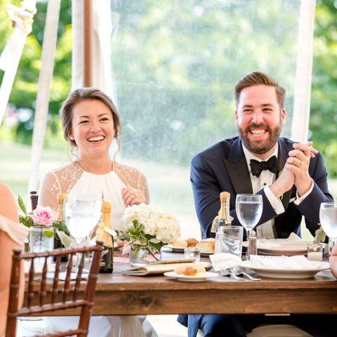 Lexi & Matt Photography - Maine Wedding - Coastal Maine Wedding