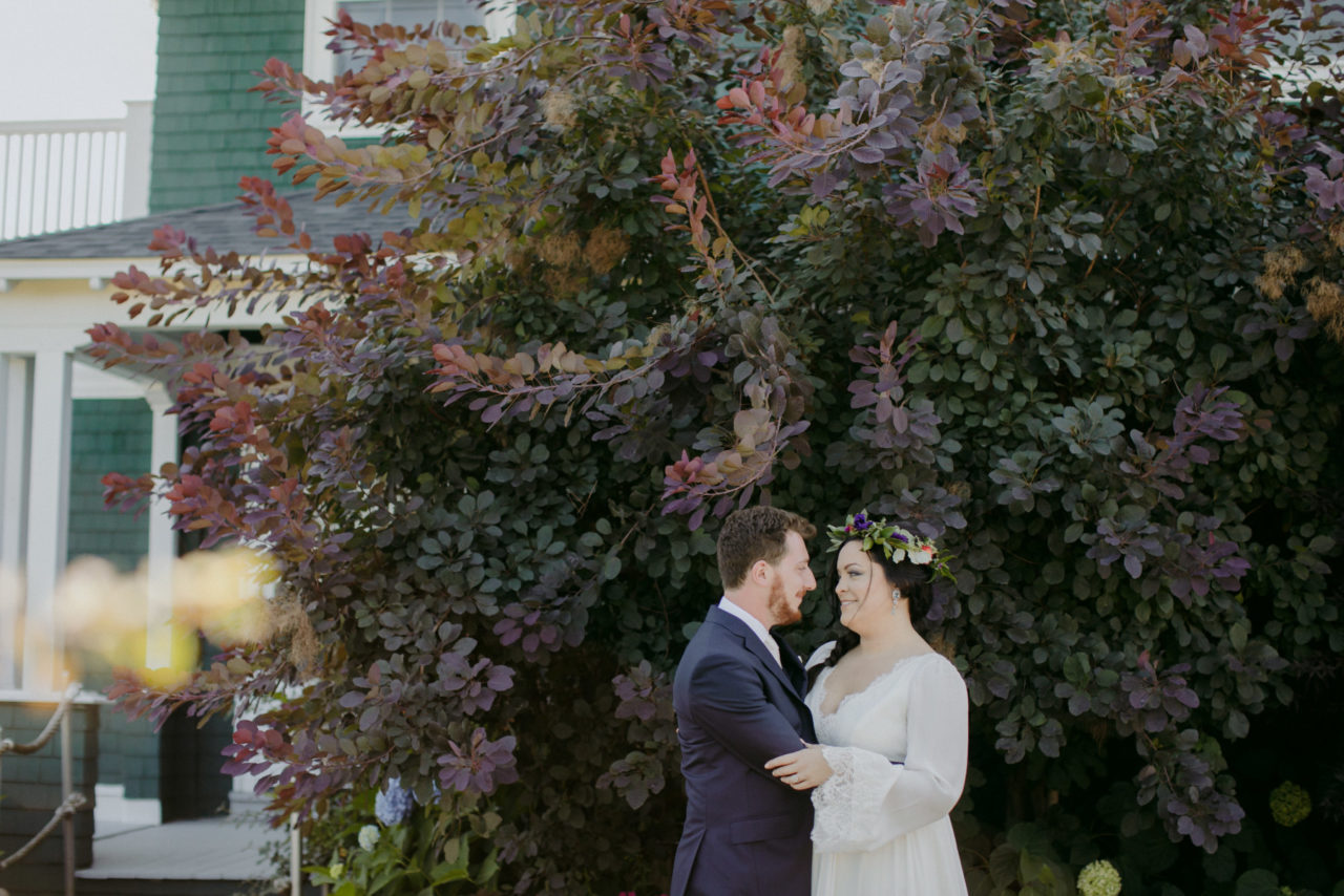 Henry & Mac Photography - French's Point Venue - Destination Wedding in Maine
