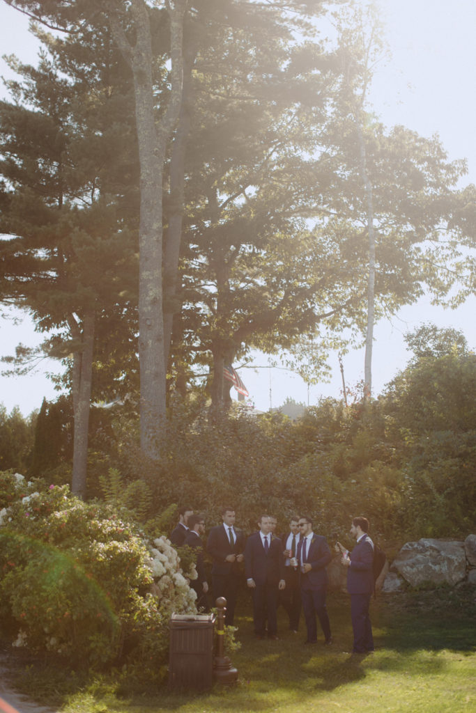 Henry & Mac Photography - French's Point Destination Maine Wedding Venue