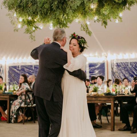 Henry & Mac Photography - French's Point Wedding Venue - Coastal Maine Venue - Tent Reception