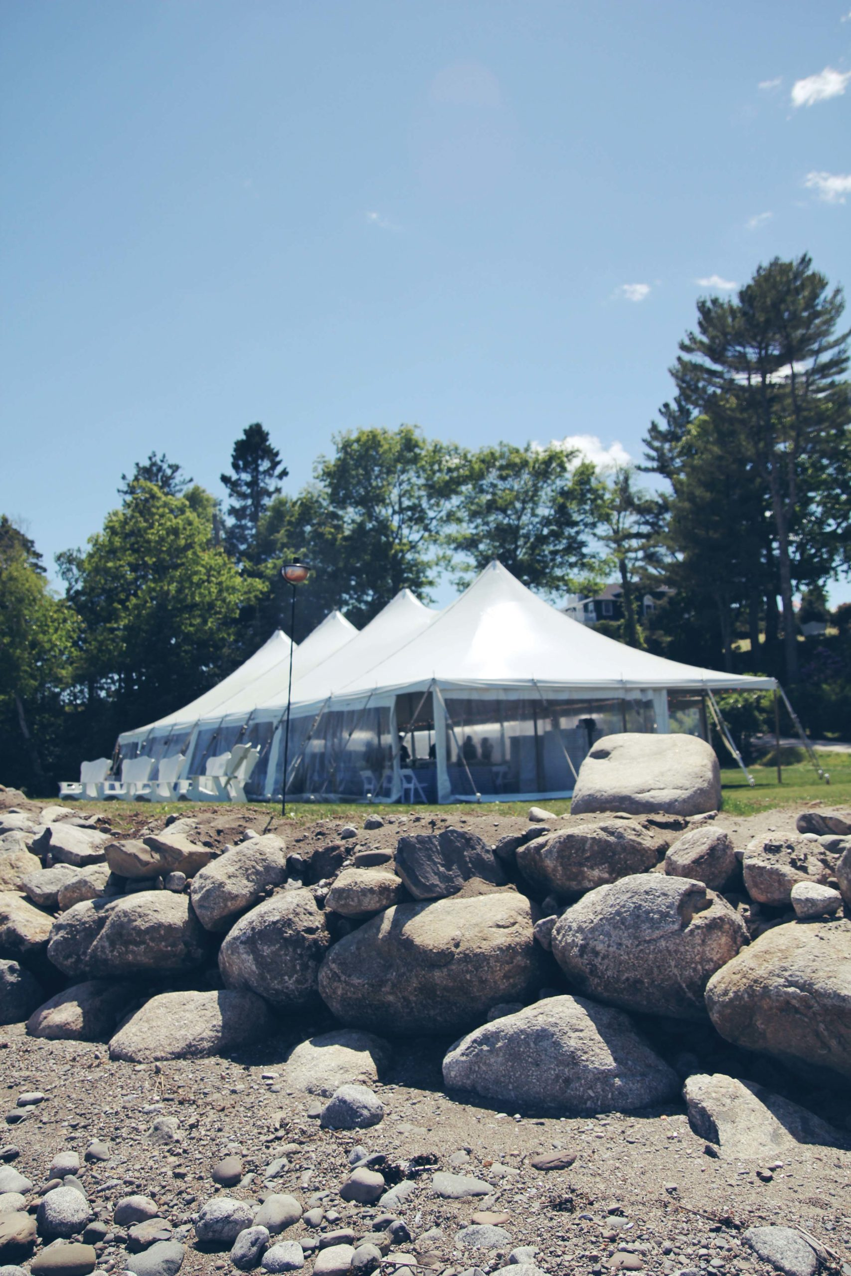 How To Plan an Event or Ceremony on The Farm Beach