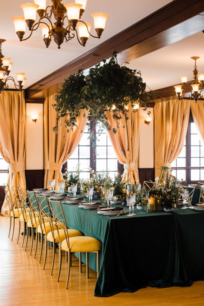 Winter Wedding - French's Point Maine Wedding Venue - Coastal Winter - Greta Tucker Photography