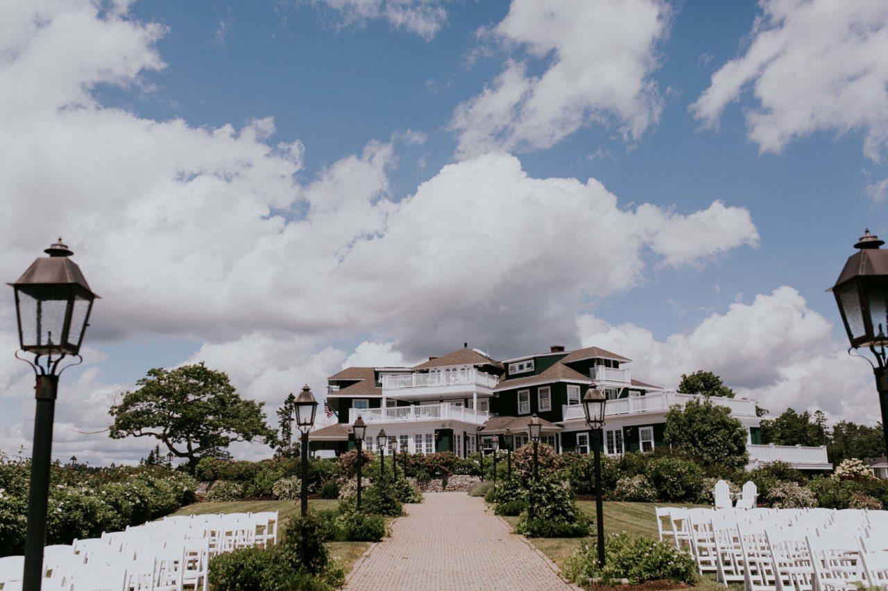 Coastal Maine Wedding Venue