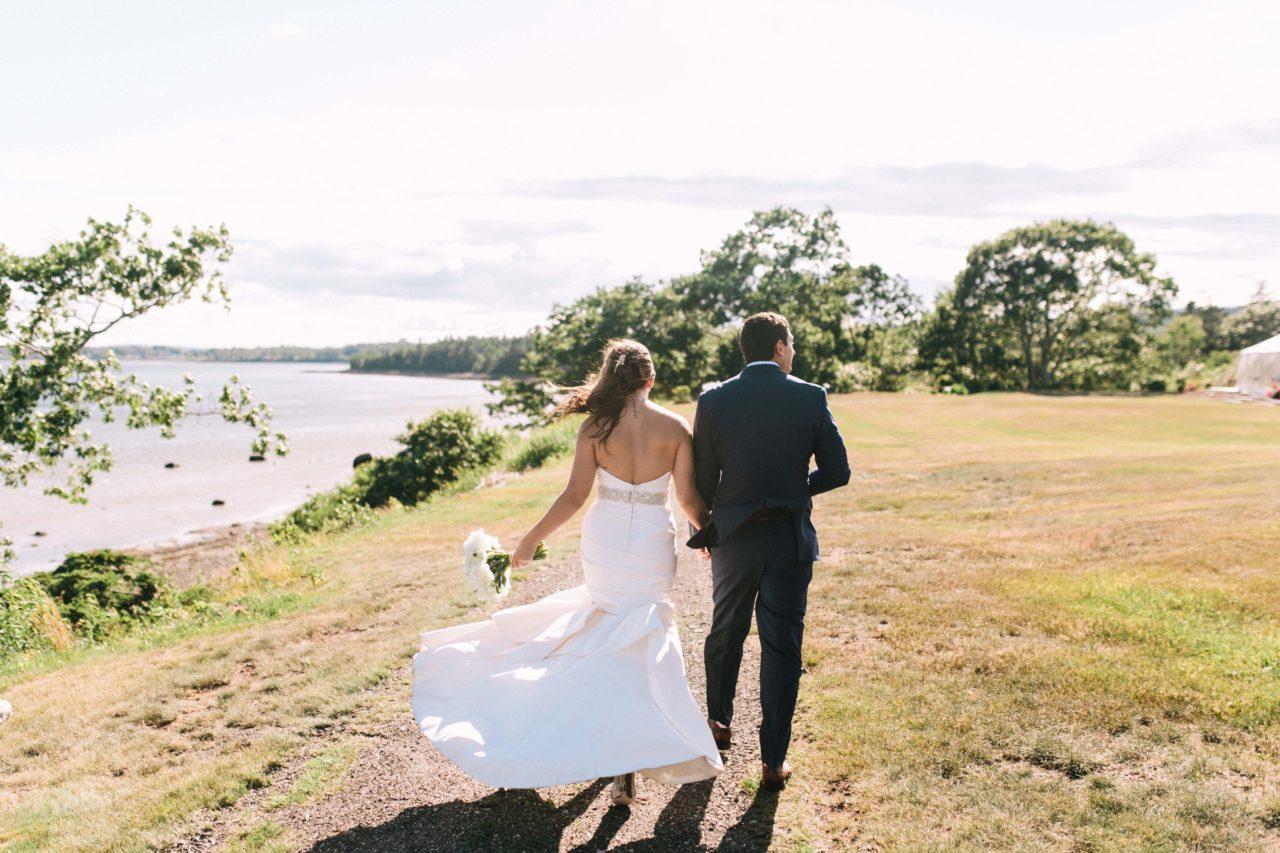 French's Point - Coastal Maine Destination Wedding Venue - Estate House - Emily Delamater Photography