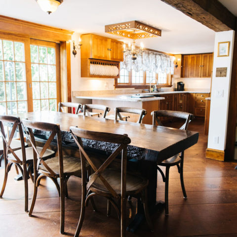 French's Point Farmhouse Kitchen
