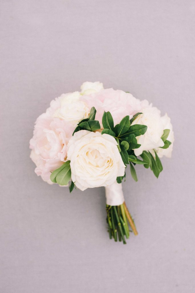 French's Point June Wedding Bouquet