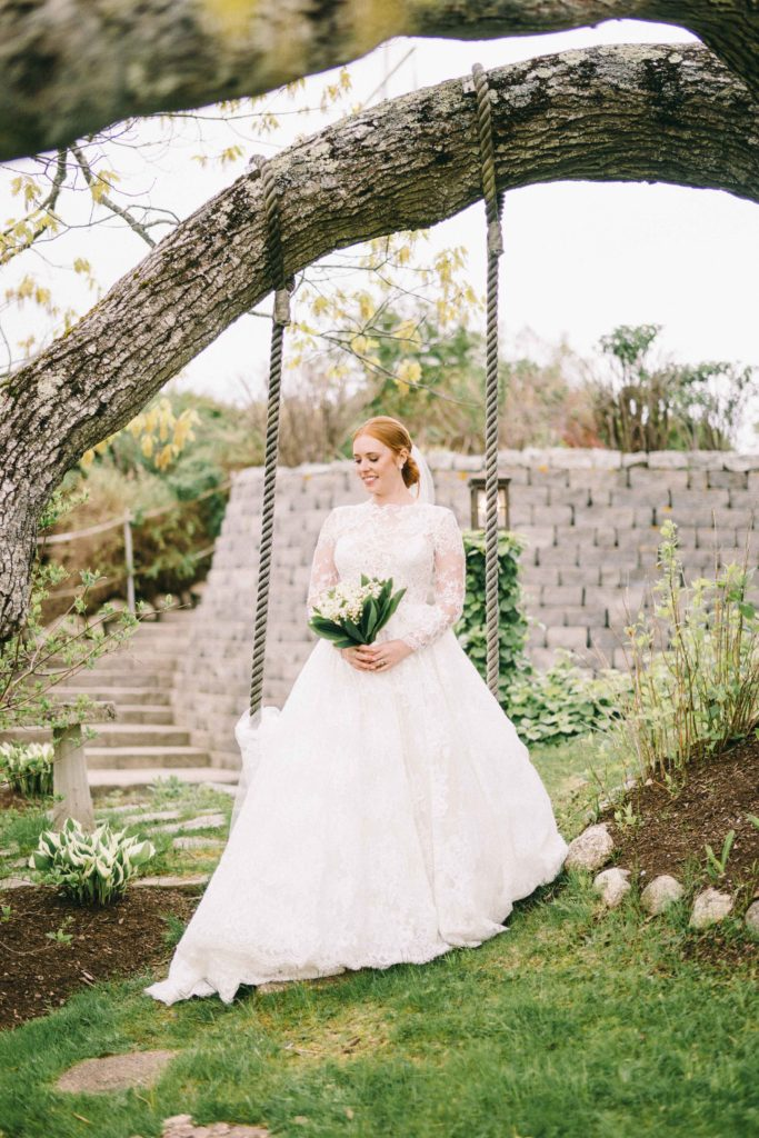 French's Point Bride