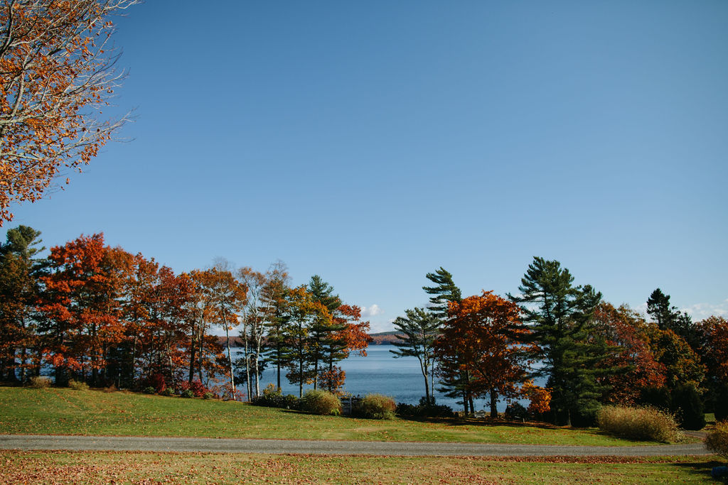 French's Point in Fall