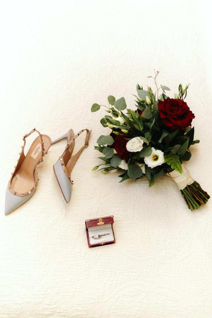 French's Point Bridal Set