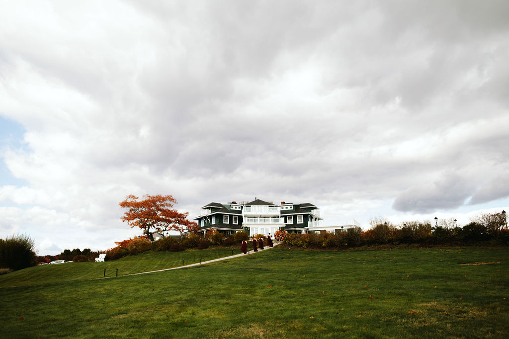 French's Point Coastal Wedding