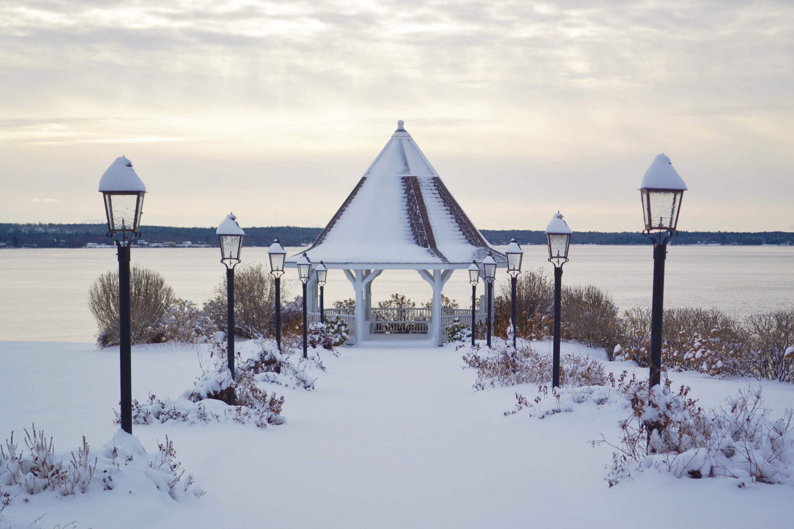French's Point Gazebo