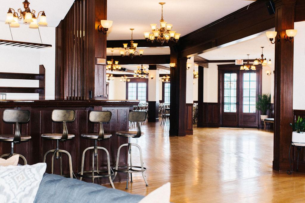 Robert-Willard Harris Brooks & Andrew Bradford Foyer Bar